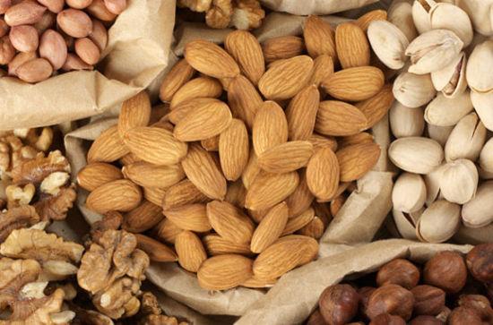 Ученые рекомендуют есть орехи для похудения