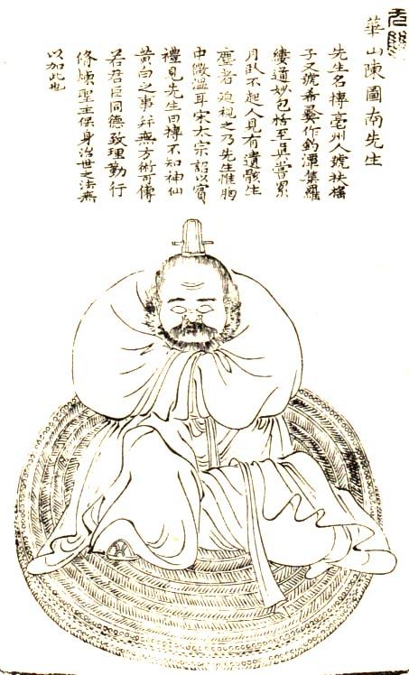 中国太极文化的创始者:宋代道长陈抟