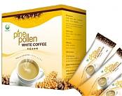 Белый кофе из сосновой пыльцы