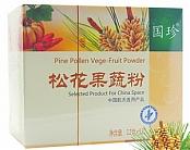 Пыльца с овощами и фруктами