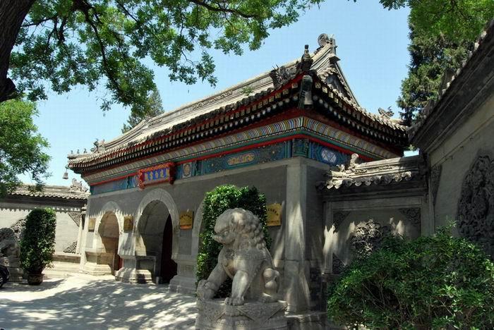 丘处机修道的北京白云观:全真道祖庭之一