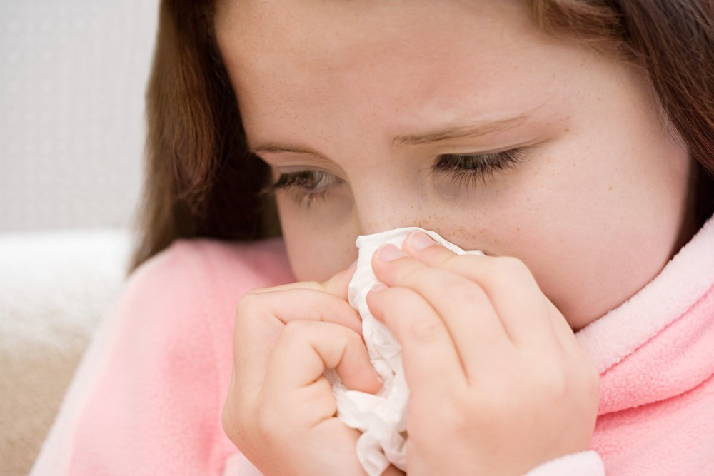 Как уберечься от осенней простуды?